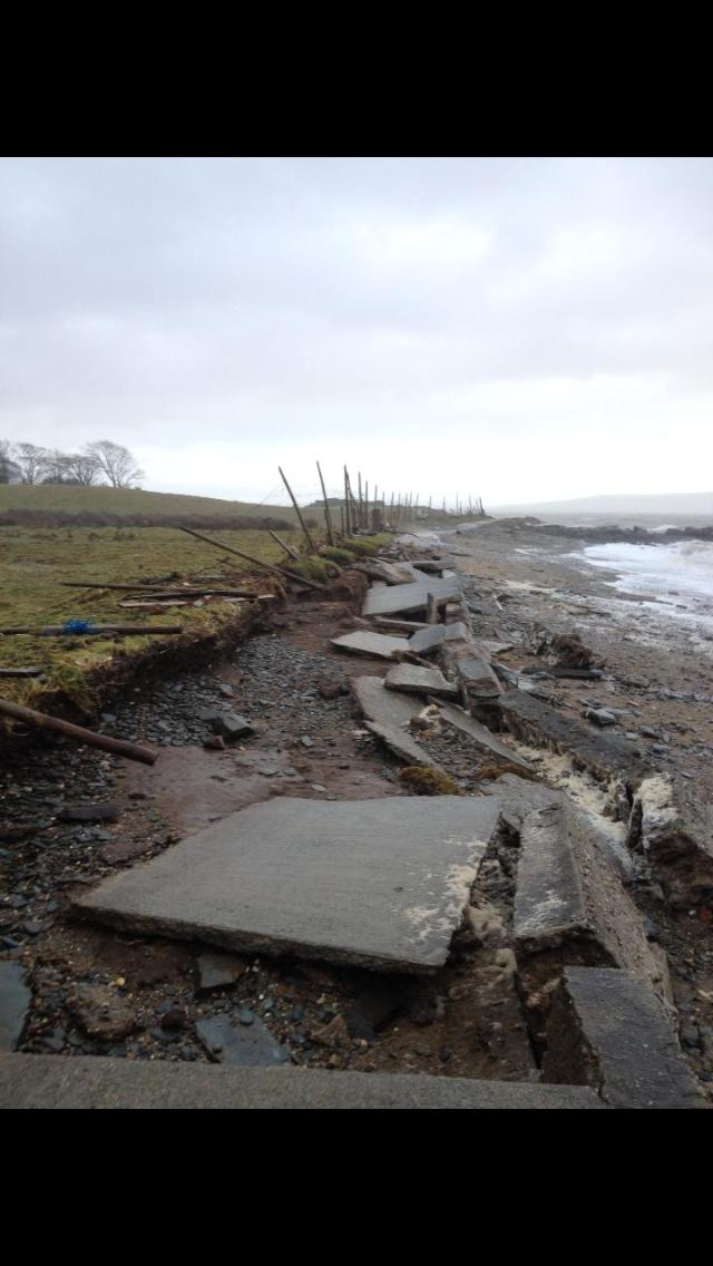 Shore path 3