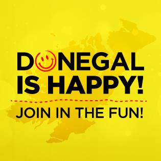 Donegal happy