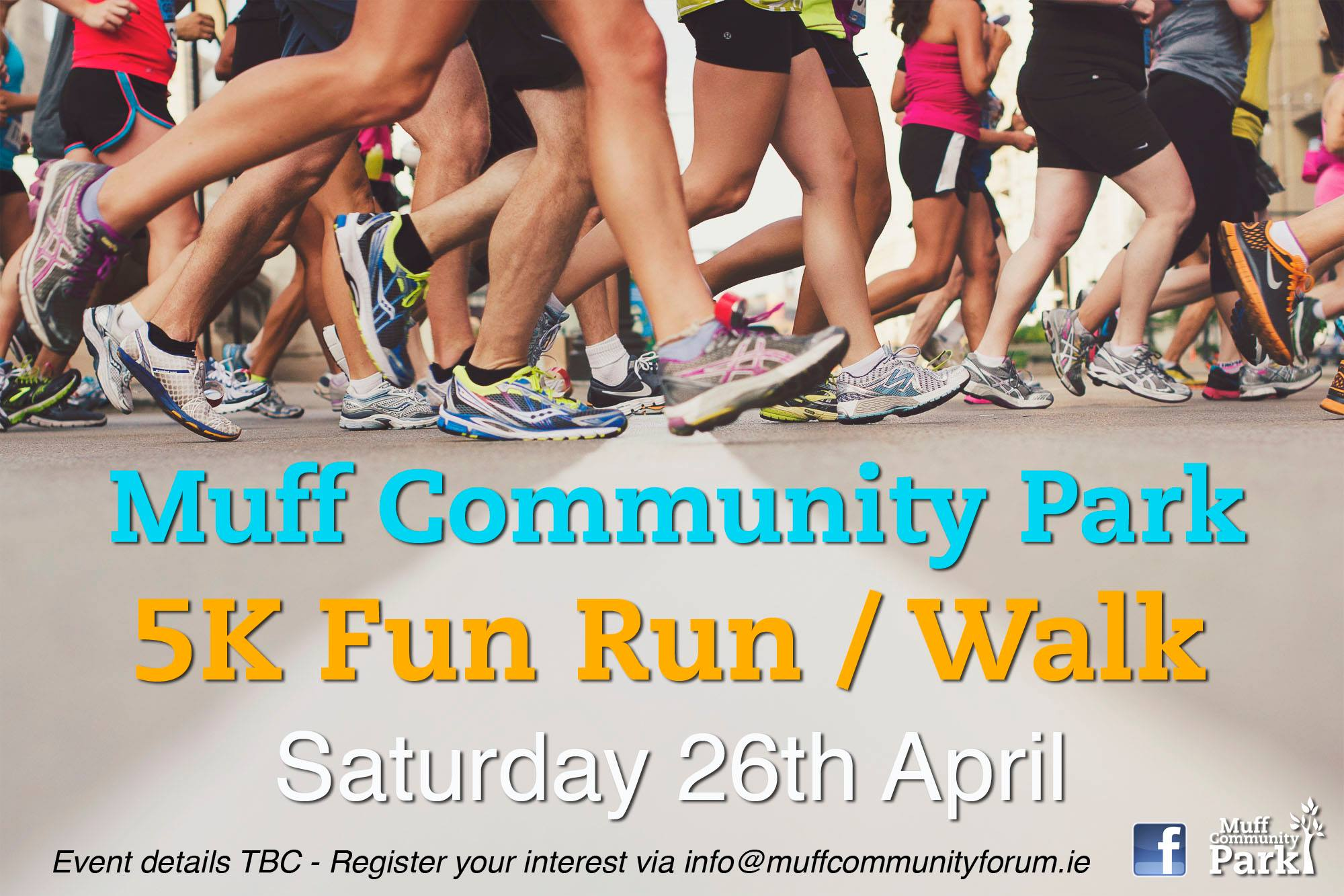 Muff fun run