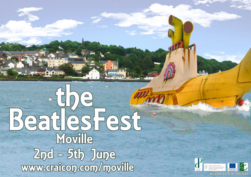 BeatlesFest 2011 Poster