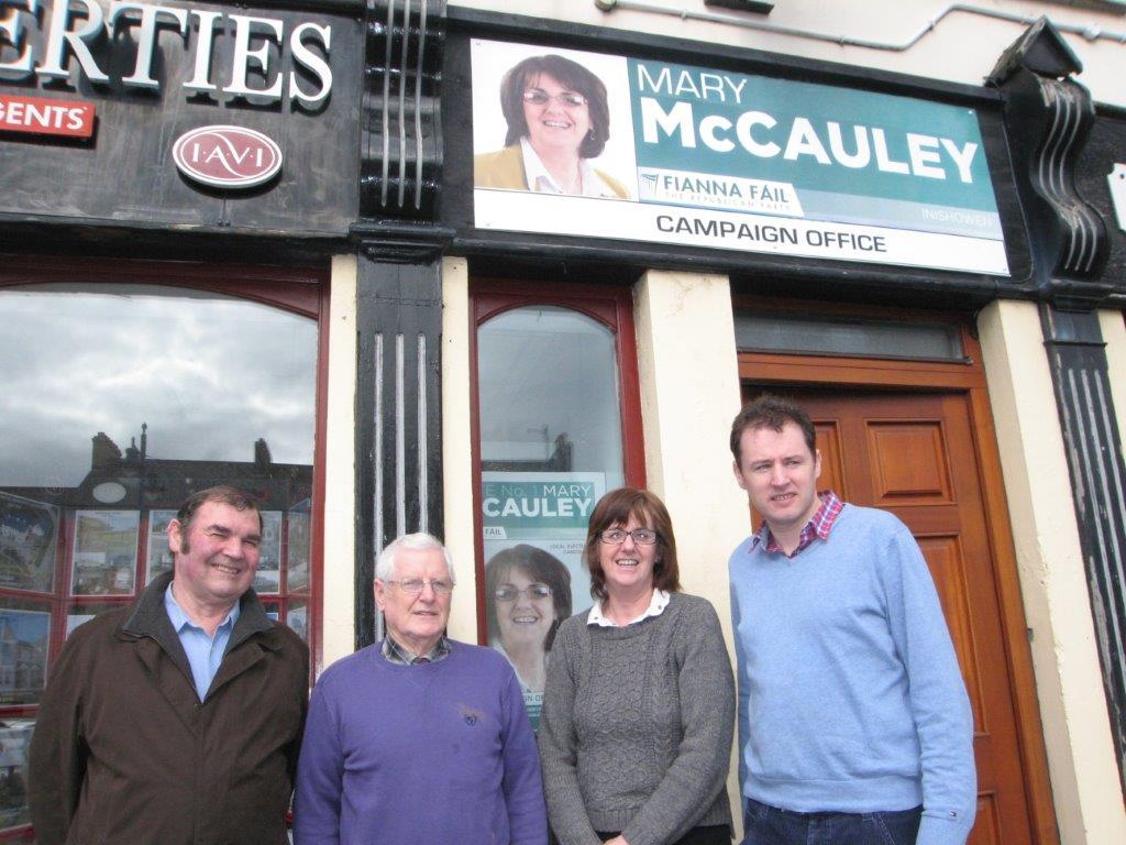 Mary McCauley office