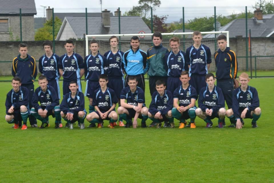 U16 Inishowen boys