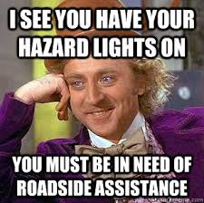 fit hazard lights