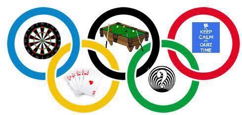 Muff Fest, bar olympics