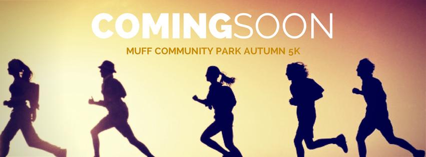 Muff park run