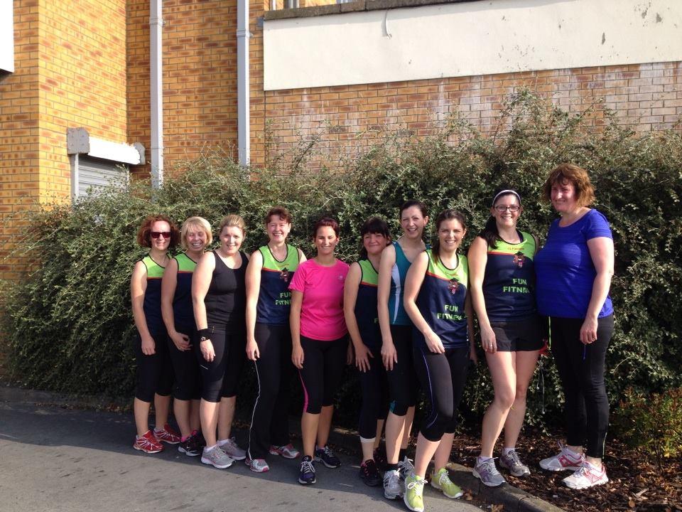 running gals
