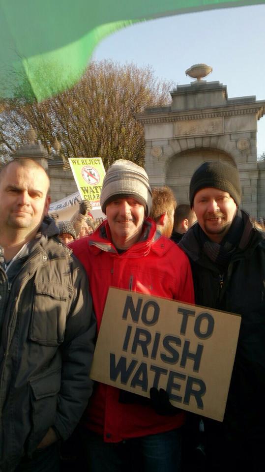 Muff heads in Dublin