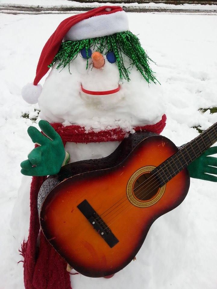 snowman Liam A 2