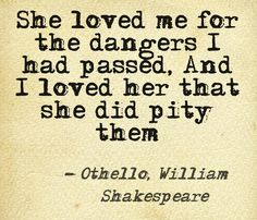 Othello quote