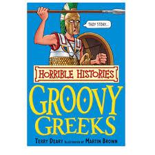 HH Groovy Greeks