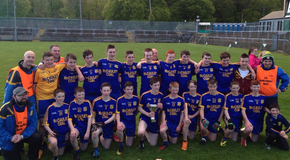 U16 Gaelic team
