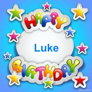 bday Luke
