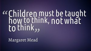 kids thinking
