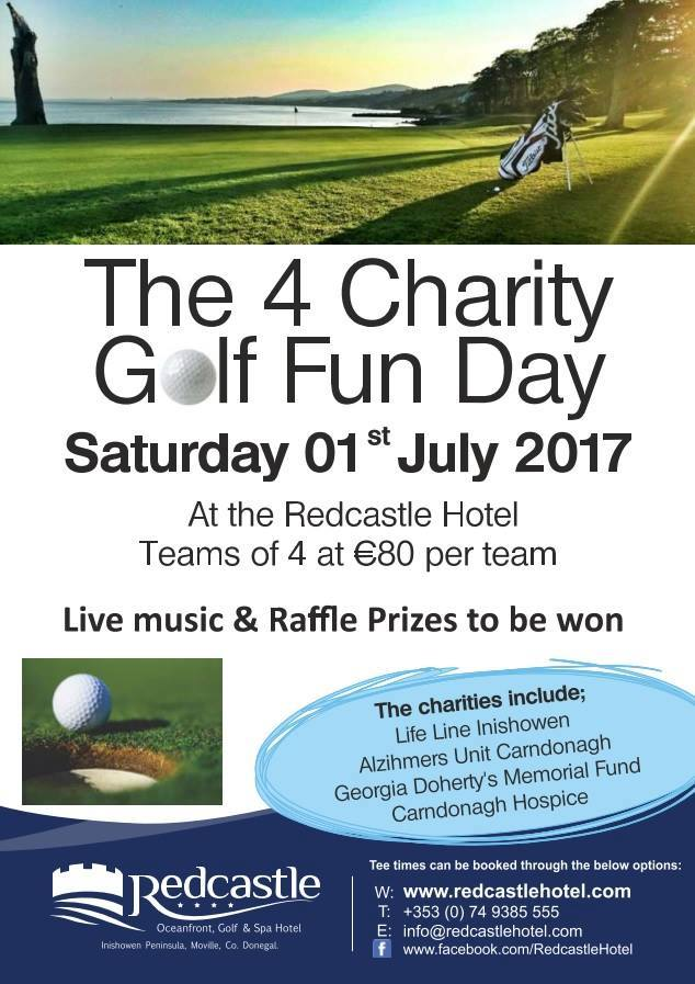 Domestic Violence Golf Day