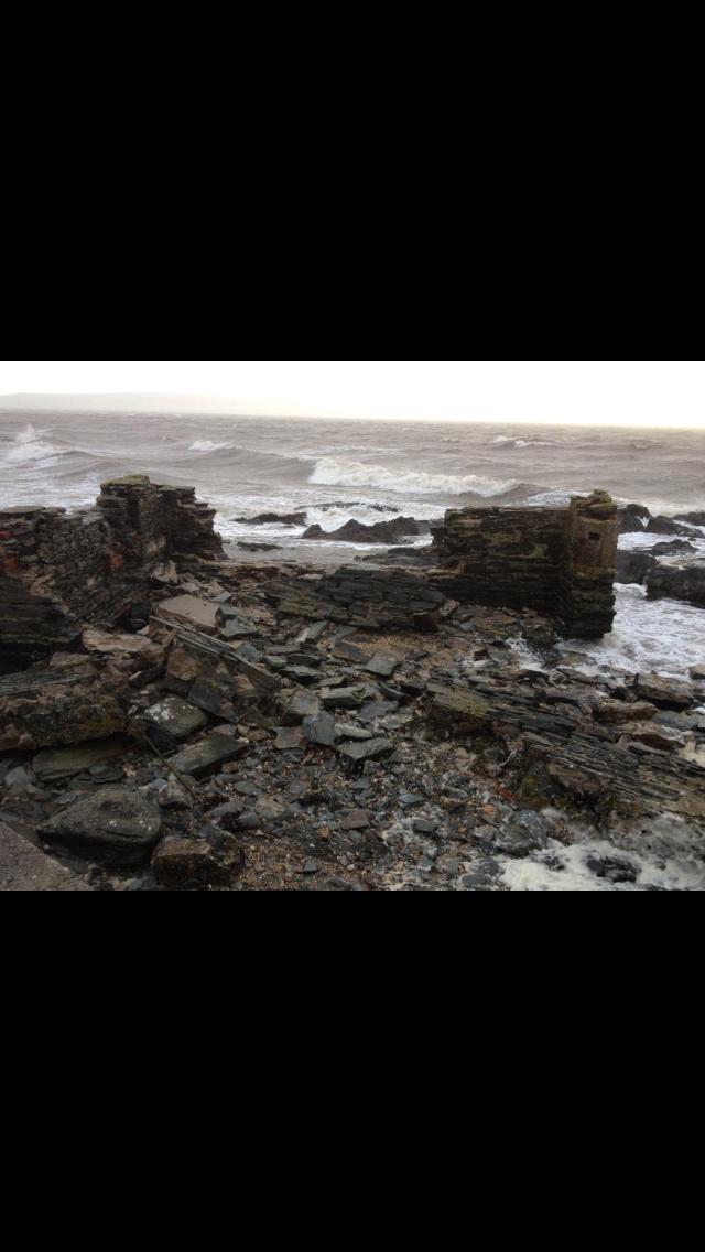 Shore path 2