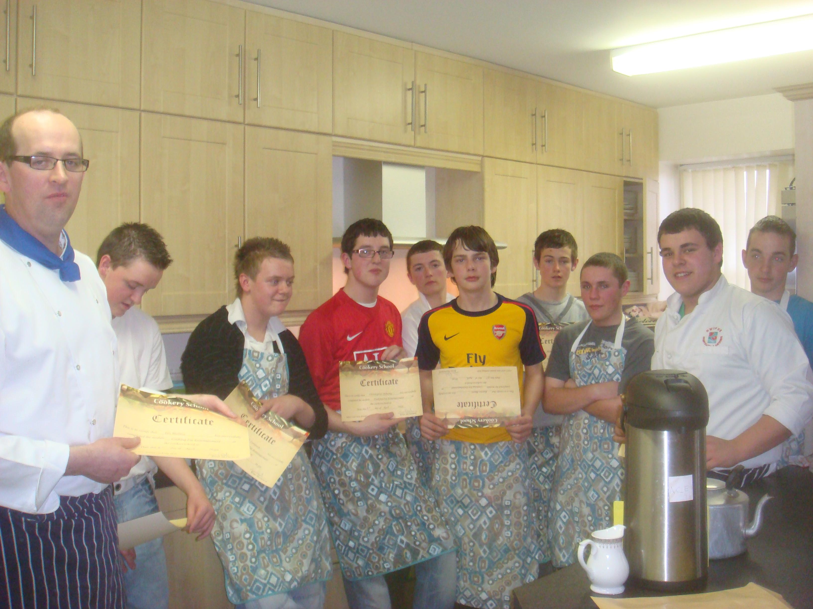 Cookery School Dinner 010