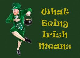 Irish!!!