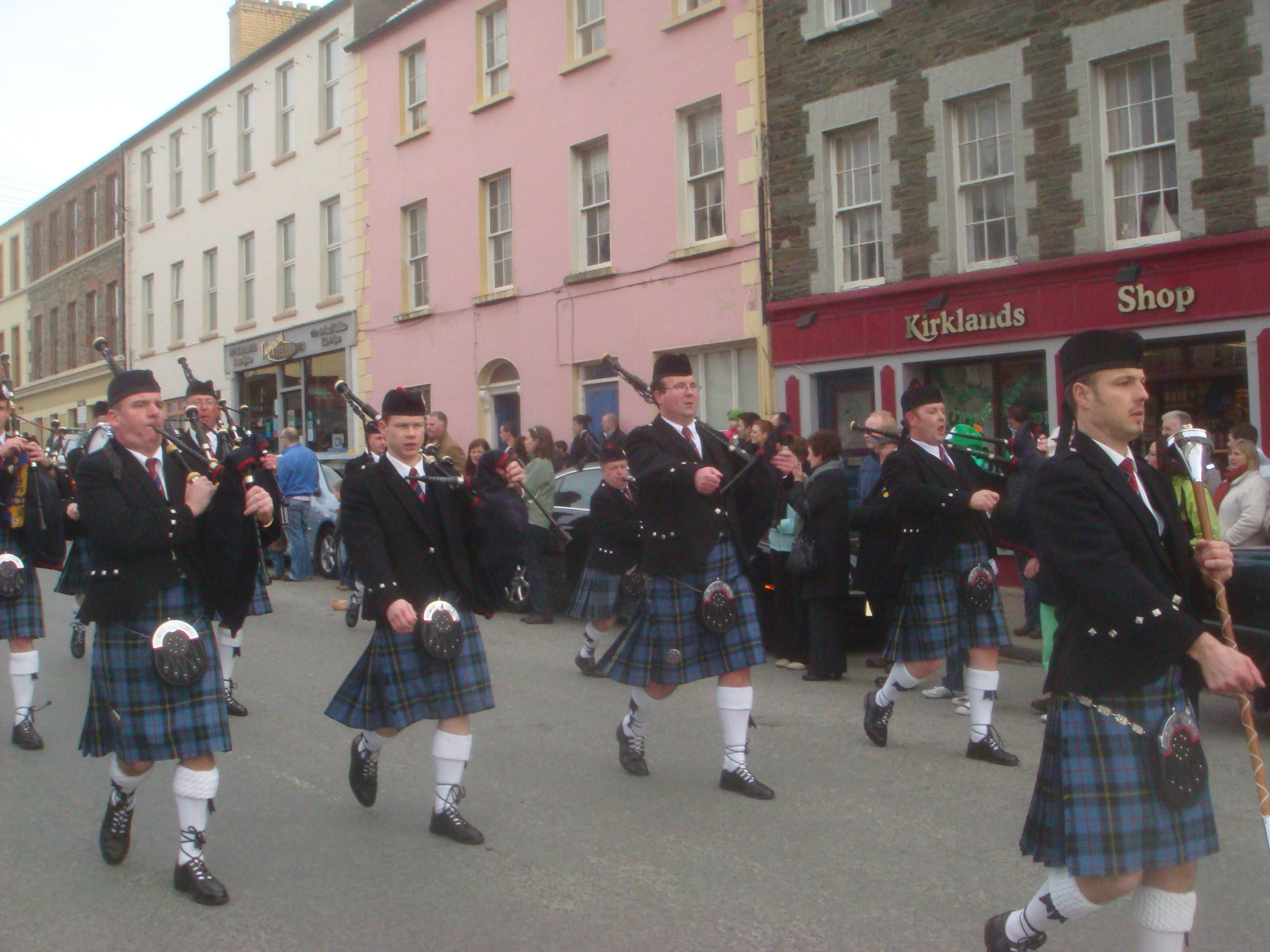 St. Patrick's Day Parade 2009 004