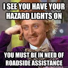 fit hazard lights