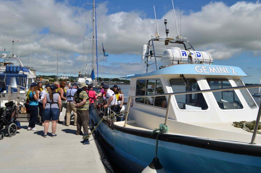 Foyle Sailability Motor (4)