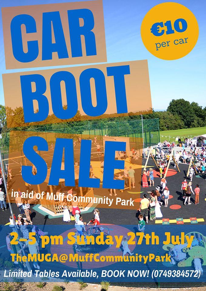 car boot sale 2