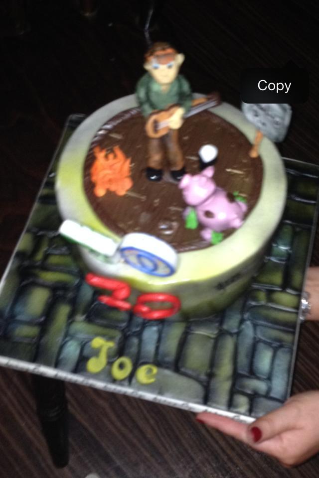 Joe cake