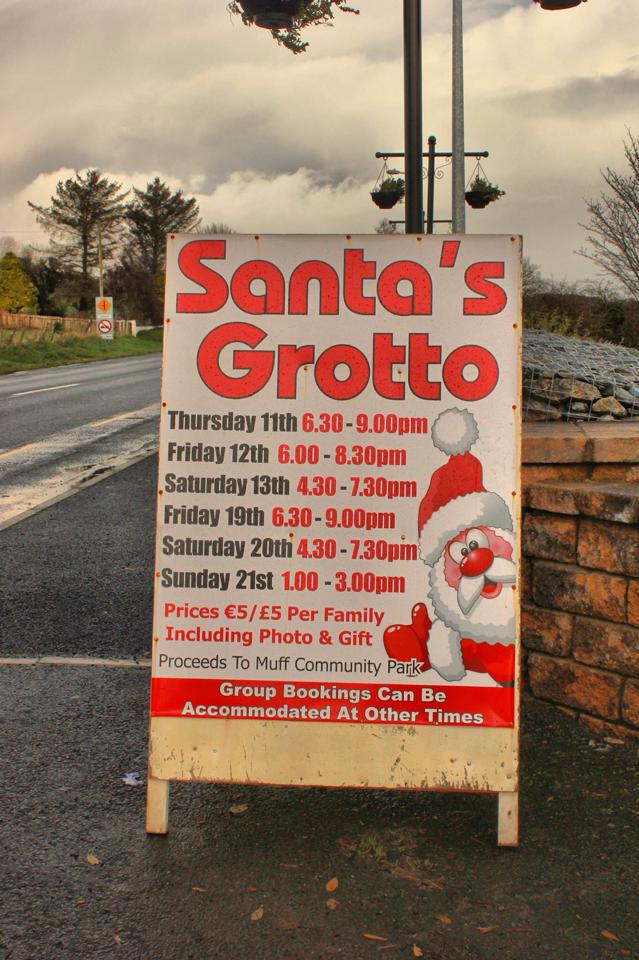 Grotto times
