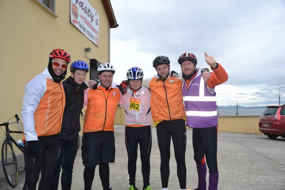 Cyclists QP Muff