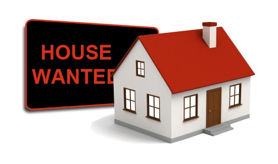 house-wanted