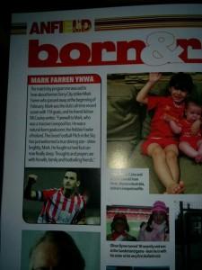 Liverpool Mark Farren