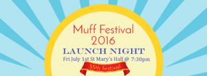 Festival launch night