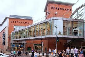 Debenhams in Derry